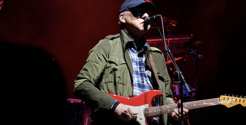 Mark Knopfler is auctioning his 2013 Fender Telecaster for #ILoveLive