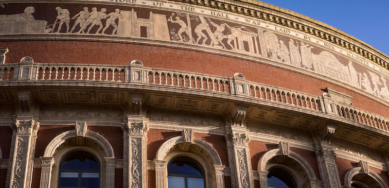 The Royal Albert Hall received a £20m loan
