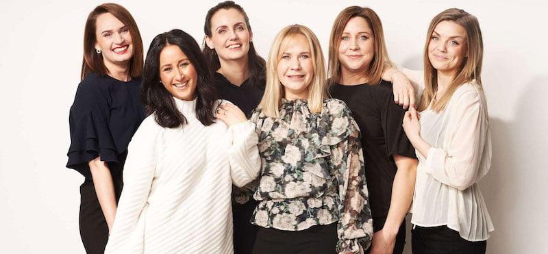 The ROA agency team
