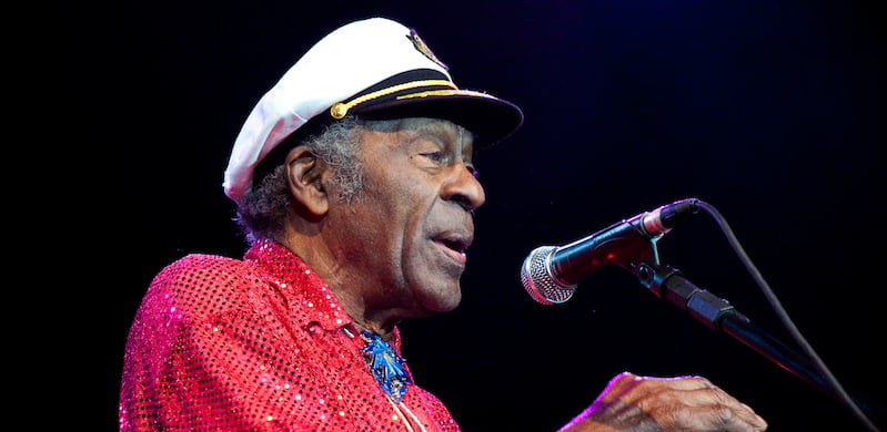 Chuck Berry was represented by Dick Alen for more than 50 years