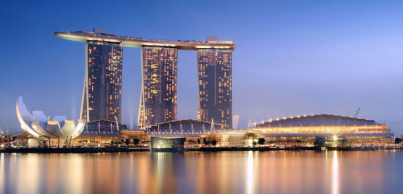 Sands Theatre, Marina Bay Sands, Singapore
