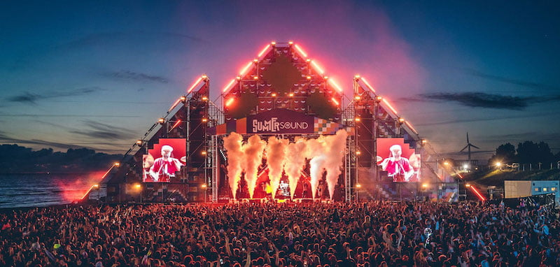 Latvia's Summer Sound festival is being shipped to Australia