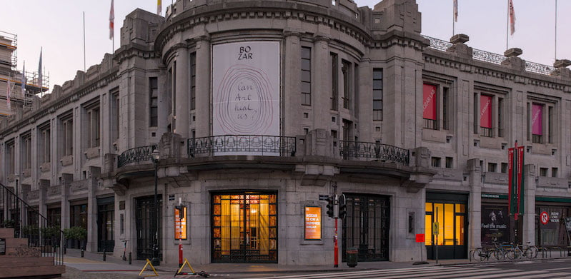 Centre for Fine Arts, Brussels
