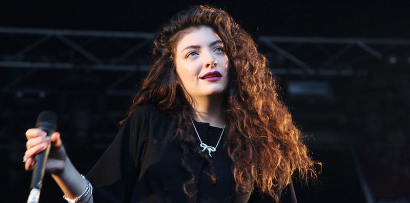 Lorde co-signed the letter after her former manager made an admission of guilt