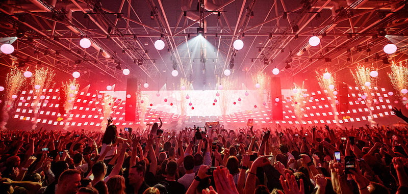 A State of Trance is the Netherlands' biggest trance music festival