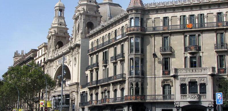 Primavera's Coliseum Nights will take place at Coliseum Theatre, Barcelona