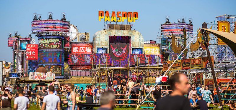 Paaspop festival is scheduled for this September
