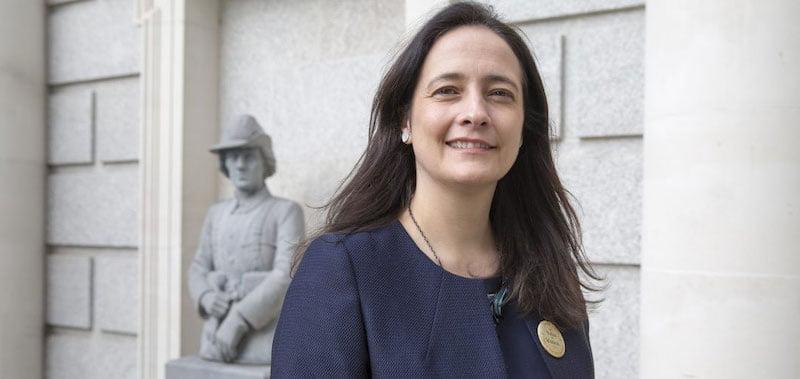 Irish culture minister Catherine Martin