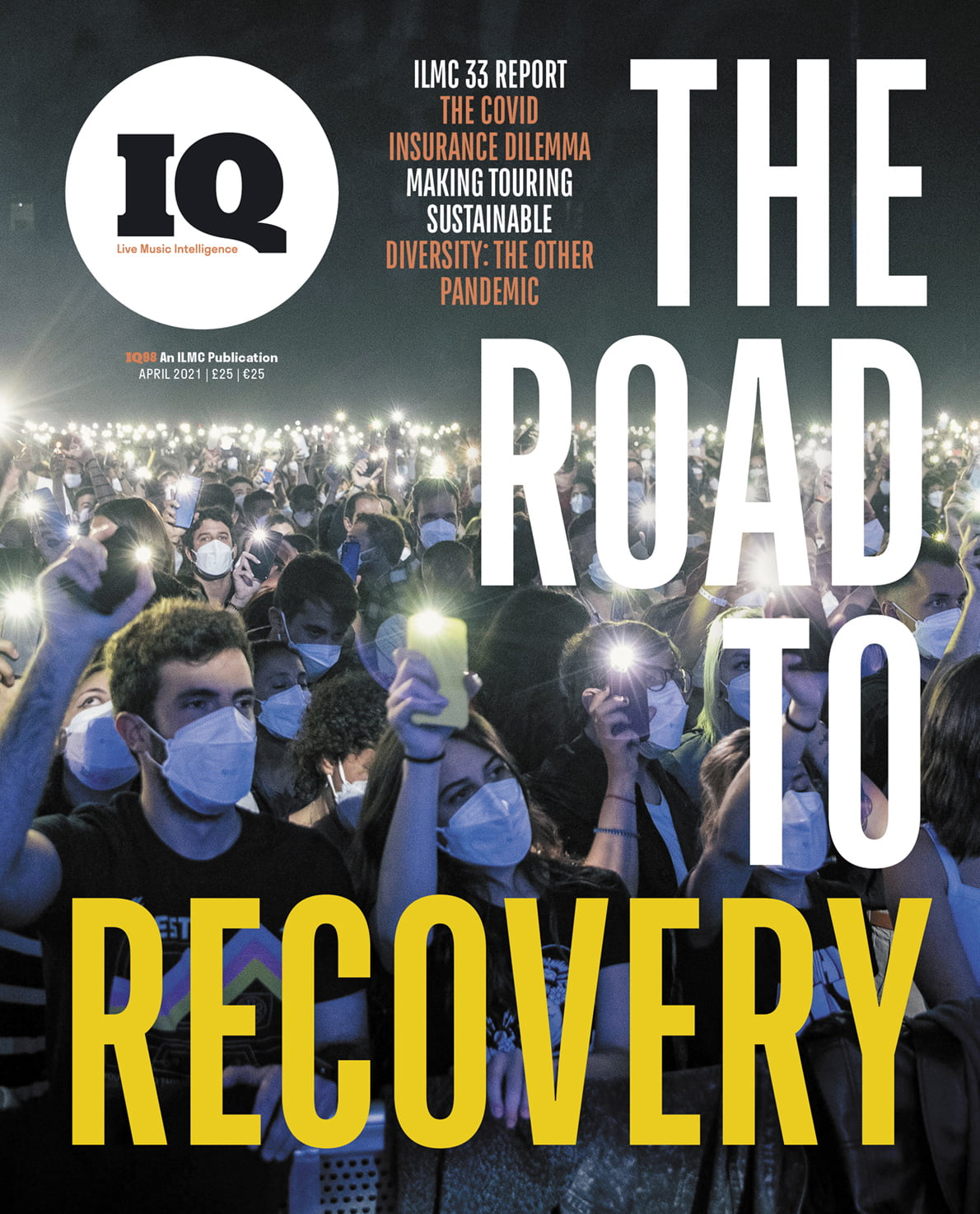 IQ98: The Road to Recovery