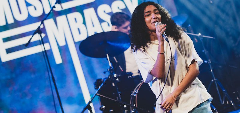 Olivia Dean, British Music Embassy, South by Southwest (SXSW) 2021