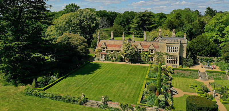 Tofte Manor will host three dance music events this summer