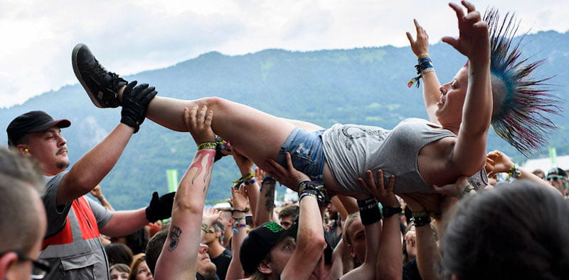 The scheme comes too late for Greenfield Festival 2021, cancelled last week