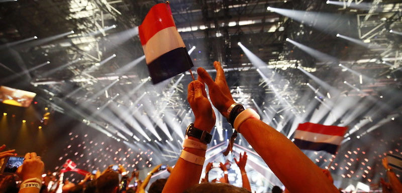 The 2021 Eurovision Song Contest takes place in Rotterdam 18–22 May
