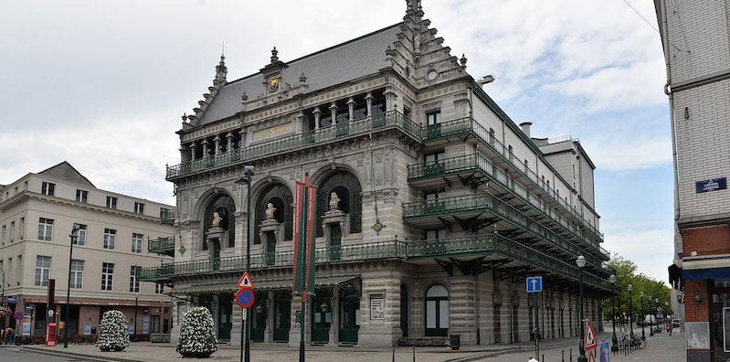 Koninklijke Vlaamse Schouwburg (KVS)
