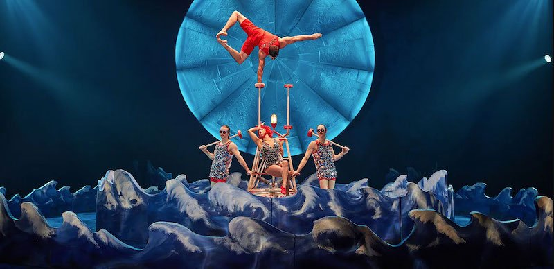 Luzia will reopen at the Royal Albert Hall next January