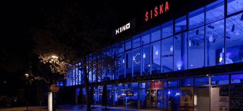 Kino Šiška, Europe Day 2021